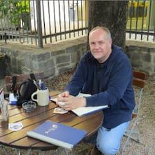 Profilo utente di Arne Gerald