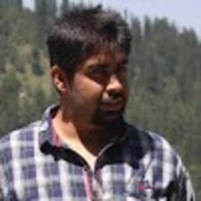 Användarprofil för Anirudh