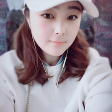 Wenjie felhasználói profilja