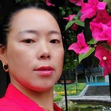 黎 felhasználói profilja