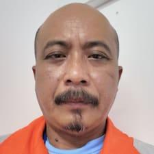 Profil utilisateur de Hanif