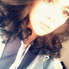 Profil utilisateur de Nacira