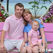Polina felhasználói profilja