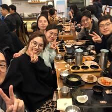 Ghyewon User Profile
