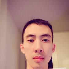 Thien felhasználói profilja
