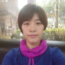 Perfil do usuário de 娟