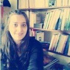 Antonella felhasználói profilja