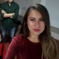 Luisa Maria felhasználói profilja