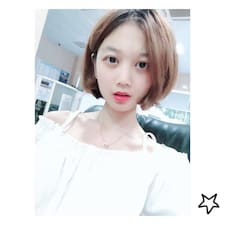 Perfil do utilizador de 美婷