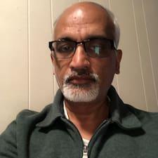 Ramkumar felhasználói profilja