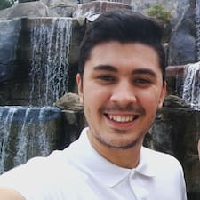 Jorge的用戶個人資料