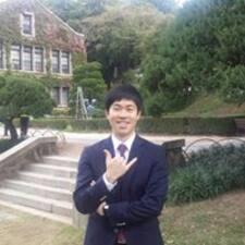 Perfil de l'usuari Jaehun