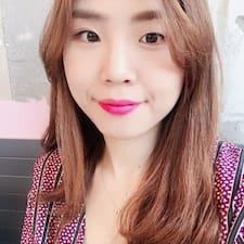 Perfil de l'usuari Jieun