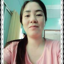 Henkilön Ngoc Linh käyttäjäprofiili