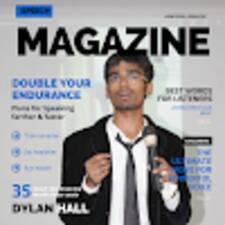 Nutzerprofil von Surya