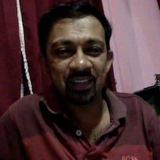 Användarprofil för Priyantha