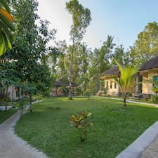 Bali Green User Profile