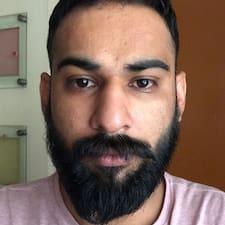 Profil utilisateur de Manveer Singh