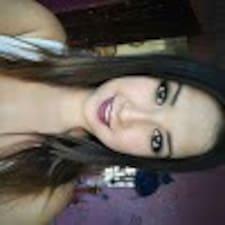 Ariana felhasználói profilja