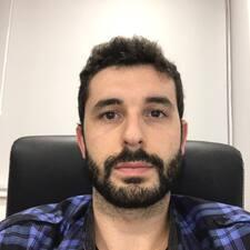 Användarprofil för Dimitrios