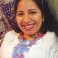 Användarprofil för Ana Marisol