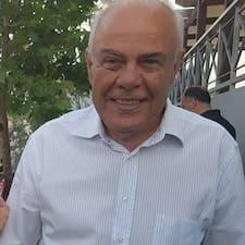 Anastasios Brukerprofil