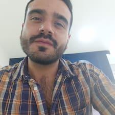 Perfil do utilizador de Manuel