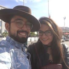 Profil utilisateur de Camila & Sebastián