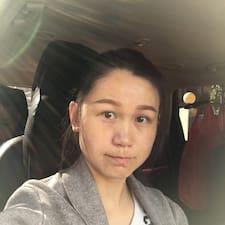 刘洁茹 User Profile
