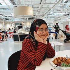 Profilo utente di Nur Fatin Iwani