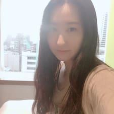 Perfil do usuário de Hyunjung