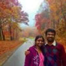 Vijay G felhasználói profilja