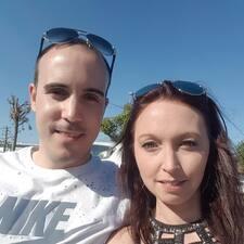 Profil Pengguna Fred & Gwen