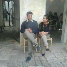 Nadia&Giuseppe är en Superhost.