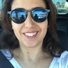 Nisrin felhasználói profilja