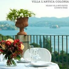 Villa L'Antica Colonia User Profile