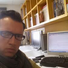 Perfil de l'usuari Ignacio