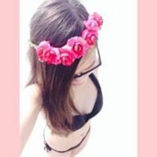 Profil utilisateur de Justina