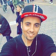 Användarprofil för Ayman