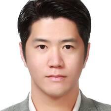 Användarprofil för Seongmin