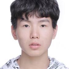 Perfil do usuário de Zixin