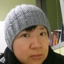 Henkilön Kyeong Yeon käyttäjäprofiili