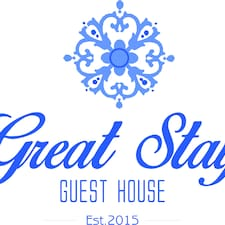 GreatStay ist der Gastgeber.