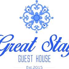 Profil korisnika GreatStay