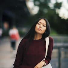 Aliya User Profile