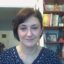 Profil Pengguna Marie-Françoise