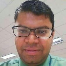 Gebruikersprofiel Srihari