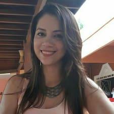 Perfil do utilizador de Karla Andréa