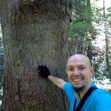 Henkilön Jiří käyttäjäprofiili