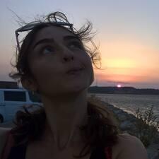 Profil Pengguna María Isabel